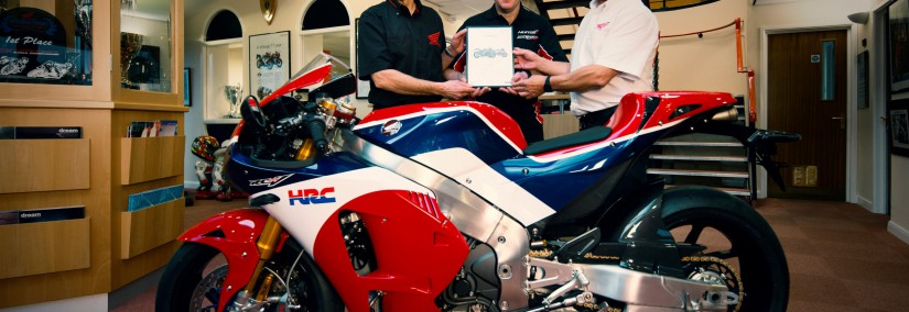 RC213V-S first customer handover (8)
