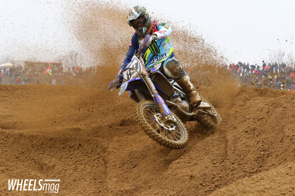 Jeremy VAN HOREBEEK (Monster Energy Yamaha Factory)
