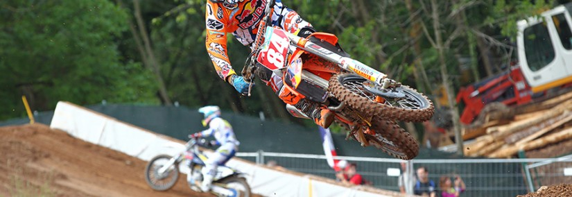 MX 2- Jeffrey Herlings