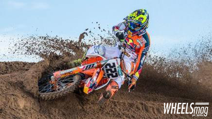 Tony Cairoli (team KTM)