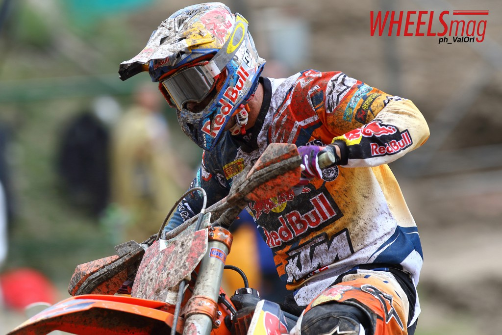 Jeffrey Herlings, Red Bull KTM Factory Racing, leader assoluto della MX2