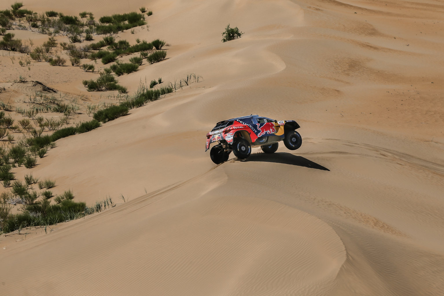 Silk Way Rally - Tappa 14 - 10