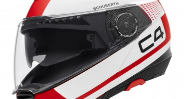09SCHU16 SCHUBERTH C4 Legacy Red