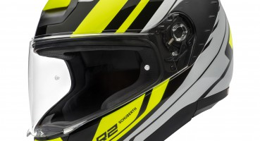 10SCHU16 SCHUBERTH R2 Enforcer Yellow