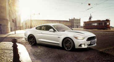 Ford Reveals Two Special Edition Mustangs; Ford Mustang Black Sh