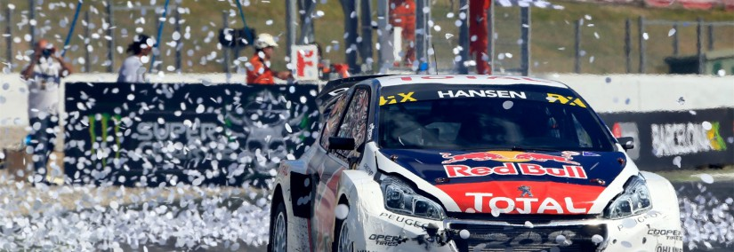 peugeot maggior impegno nel mondiale rallycross wheelsmag. Black Bedroom Furniture Sets. Home Design Ideas