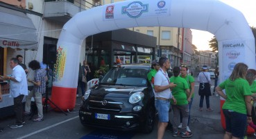 partenza rally valleversa