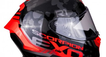 EXO-R1 AIR OGI Black-Red lat droite