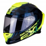 EXO-R1 AIR OGI Black-Neon yellow