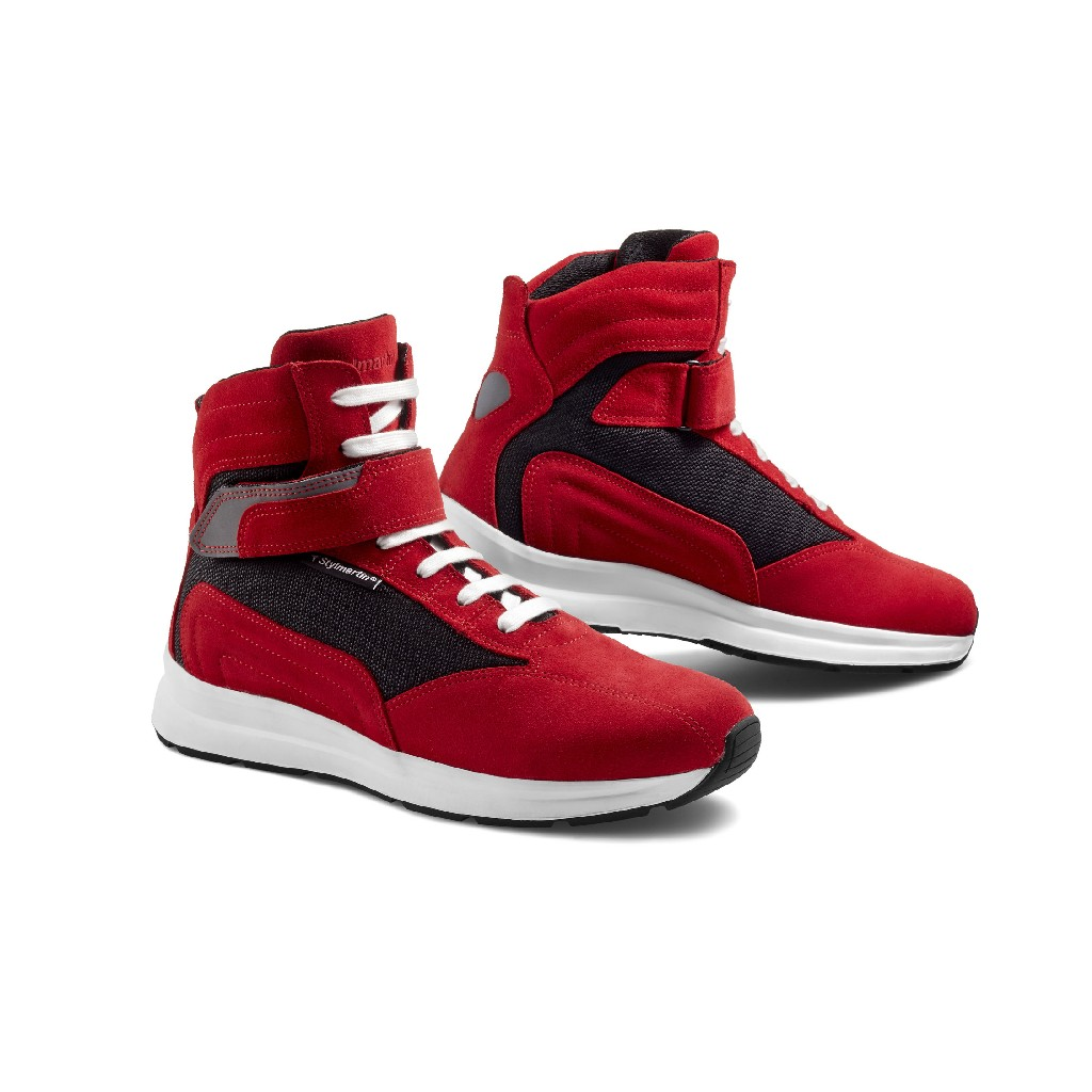 AUDAX-WP-RED-white-laces