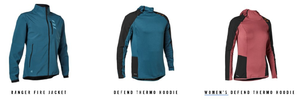 Giacche Fire + Thermo Hoodie